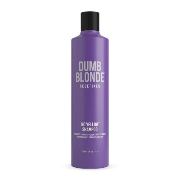 Dumb Blonde No Yellow Shampoo 375ml