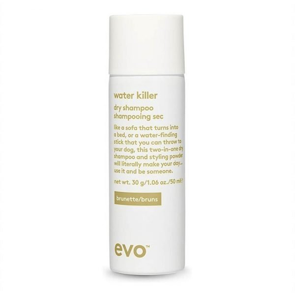 Evo Water Killer Spray Dry Shampoo Brunette 50ml