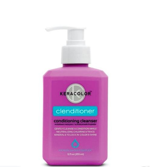 Keracolor Clenditioner Conditioning Shampoo 355ml