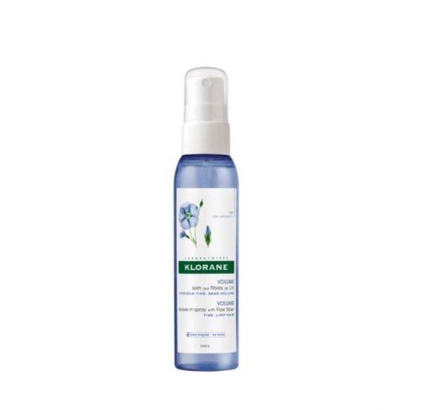 Klorane Flax Fiber Leave-in Spray 10ml
