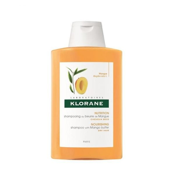 Klorane Nourishing Shampoo with Mango Butter 100ml