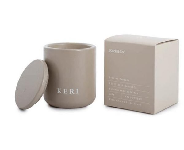 Koch & Co Evelyn Provincial Magnolia Large Scented Candle 105g