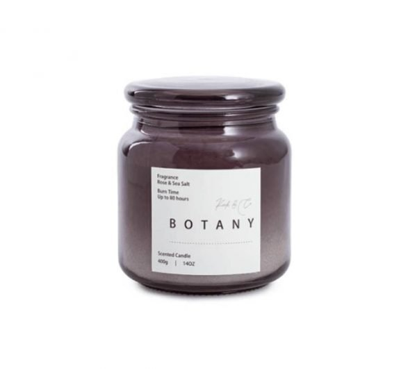 Koch & Co Rose & Sea Salt Scented Candle 400g