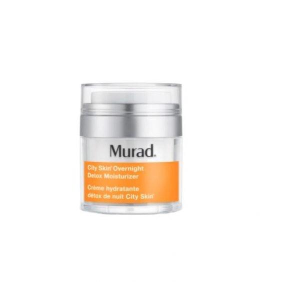 Murad Environmental Shield City Skin Overnight Detox Moisturiser Sachet