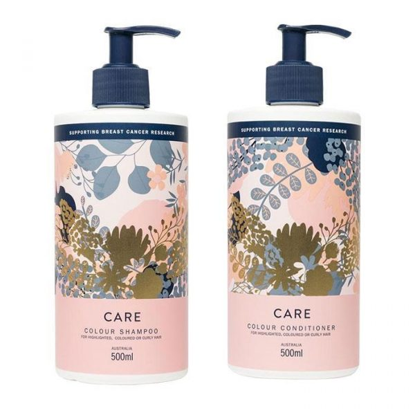 Nak Care Colour Shampoo and Conditioner 500ml Duo Pack