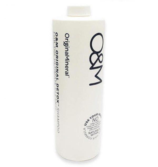 O&M Original Detox Shampoo 1000ml