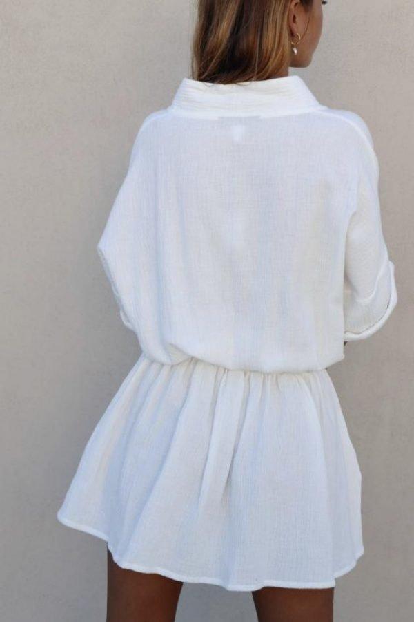 QUINN MINI DRESS - 8