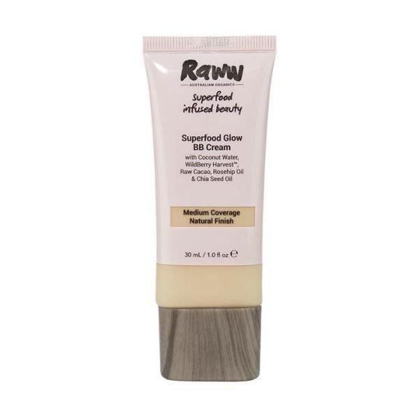 Raww Superfood Glow Beauty Balm Cream 30ml