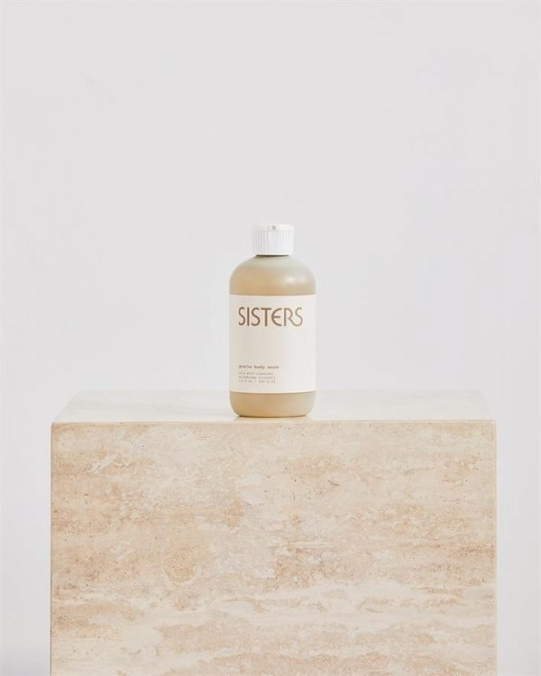 Sisters Body Gentle Body Wash - Bed Threads