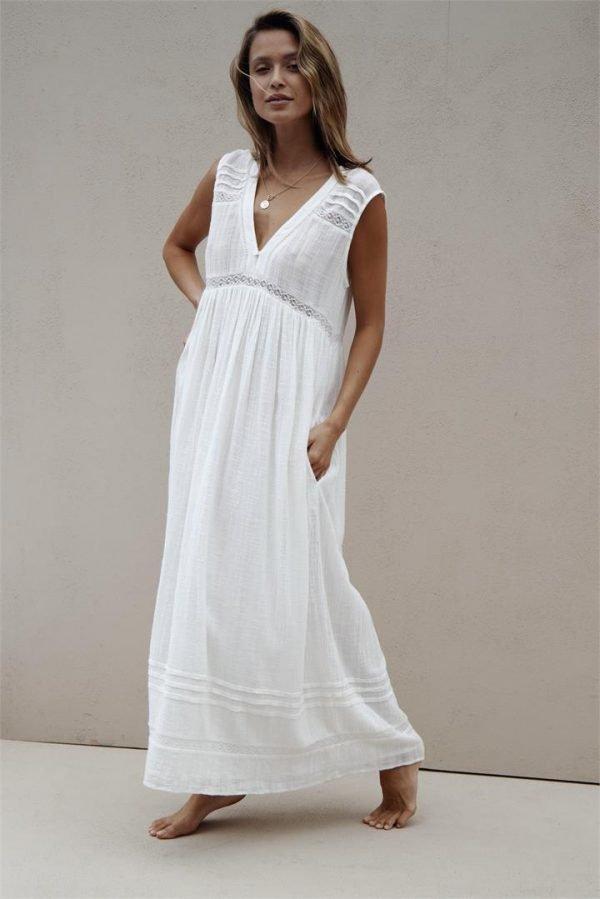 TULLY LONG DRESS - 14