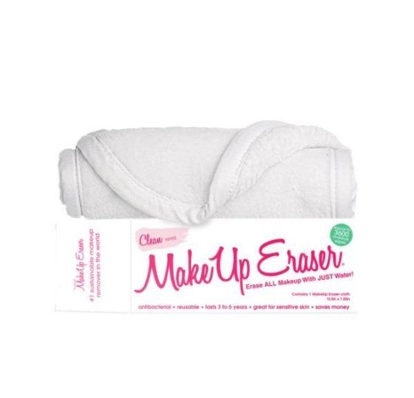 The Original Make Up Eraser Clean White