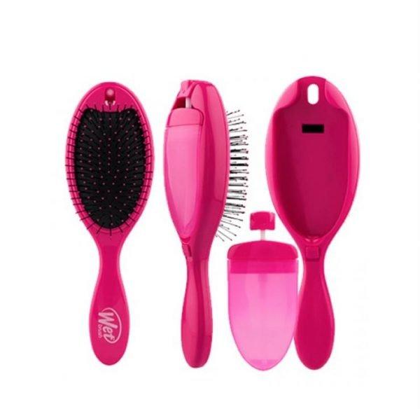 WetBrush 2- in- 1 Treatment Brush - Pink