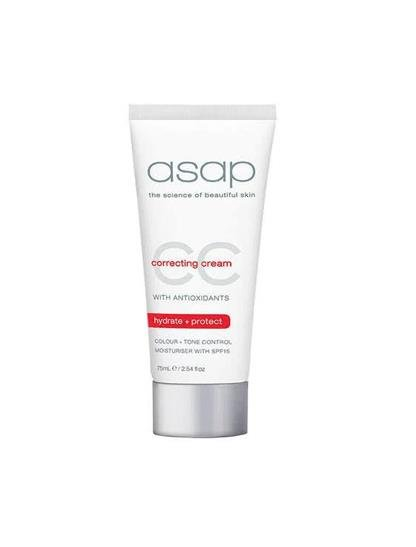 asap CC Correcting Cream SPF15 75ml