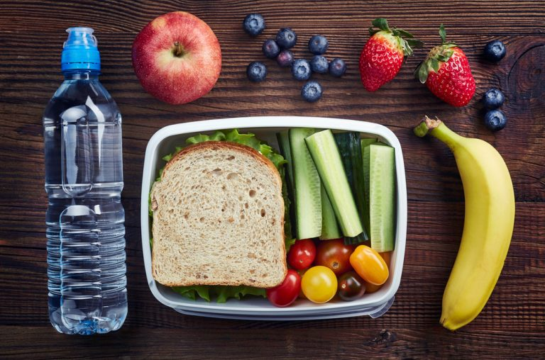 Lunchbox Ideas For A Healthy School Year