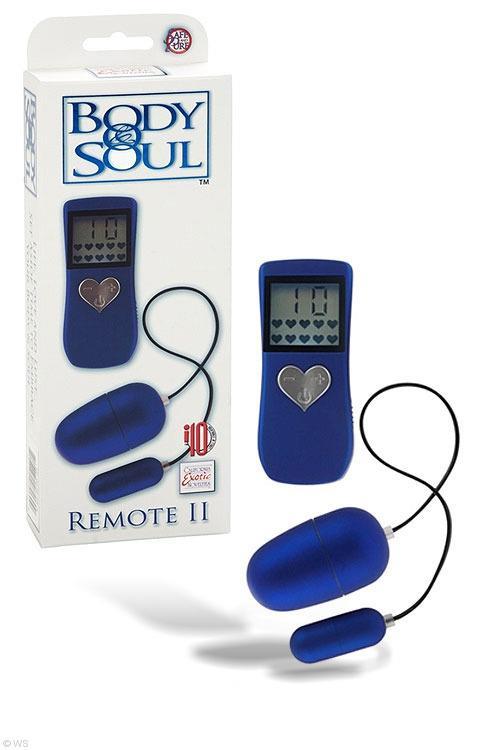 California Exotic Body & Soul - Remote II