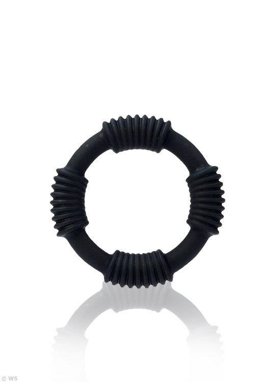 California Exotic Hercules Silicone Cock Ring