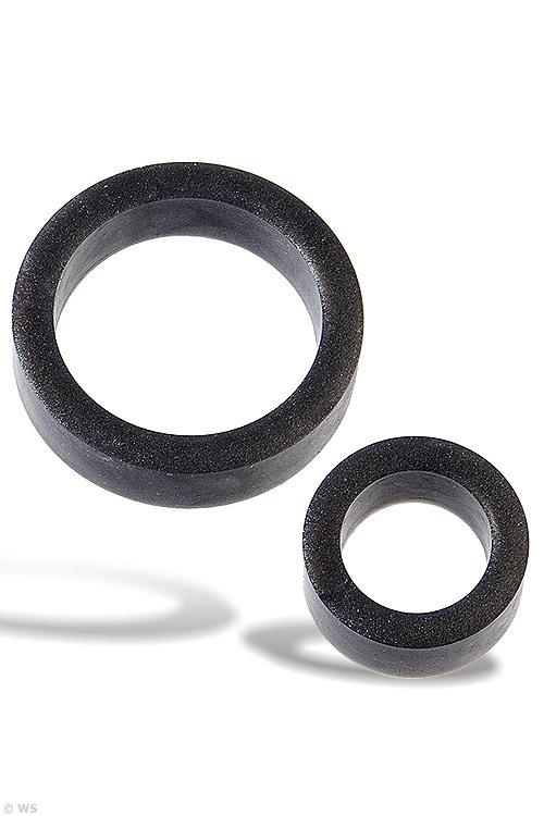 Doc Johnson Platinum Cock Ring Pack