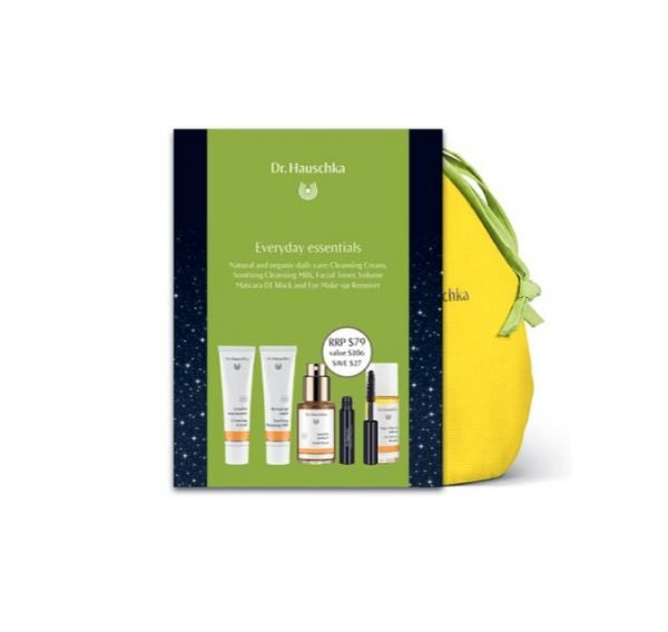 Dr. Hauschka Everyday Essentials Set Christmas Pack