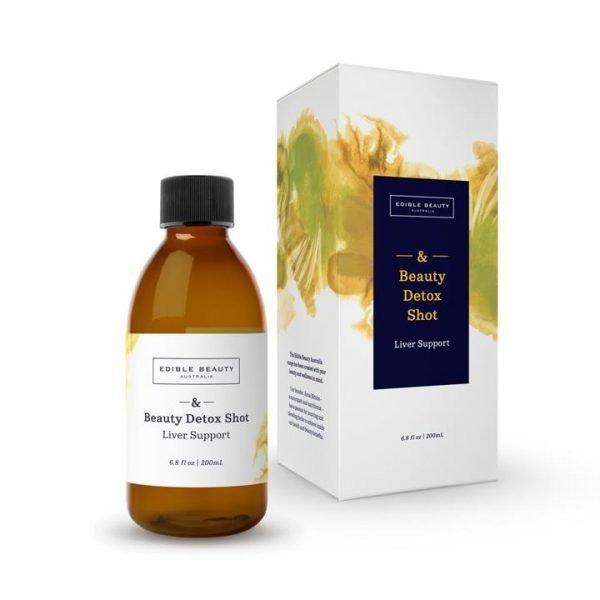 Edible Beauty Beauty Detox Shot - Liver Support 200ml