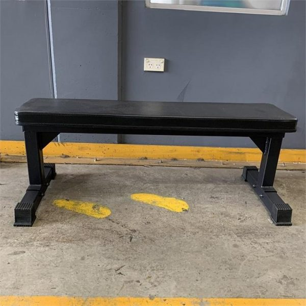 Ex-Display FLAT COMMERCIAL WORK OUT BENCH - PICK UP ONLY