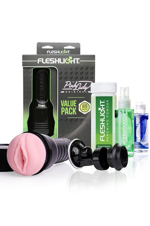 FleshLight PLO 5 in 1 Value Pack