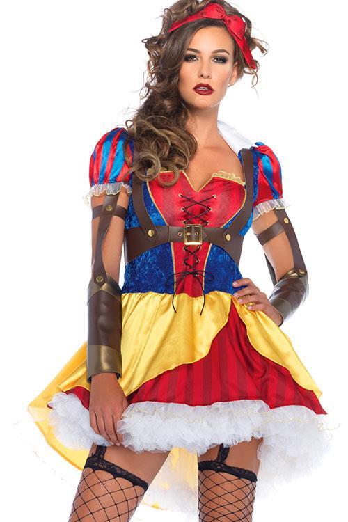 Leg Avenue 3 Pce Snow White Costume