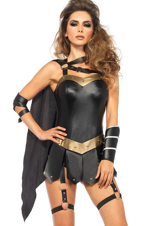 Leg Avenue 3 Pce Warrior Costume