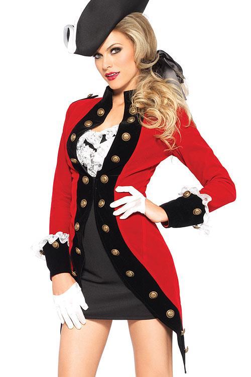 Leg Avenue 4 Pce Pirate Costume
