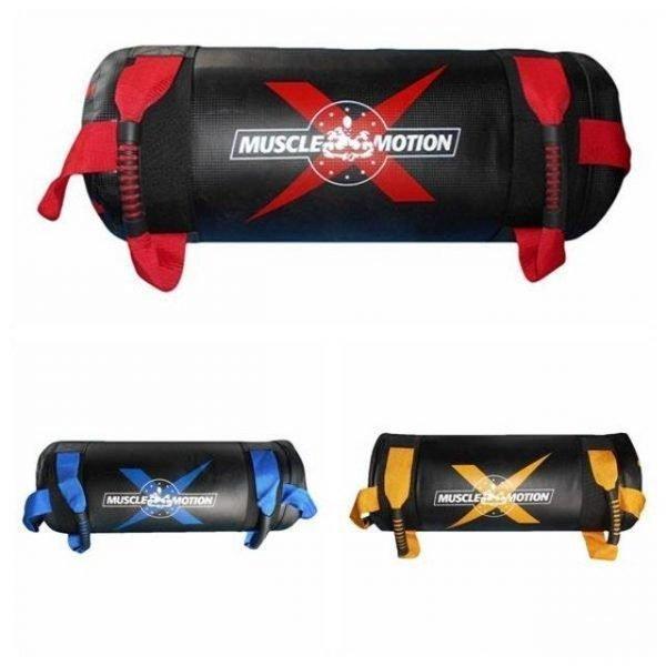 MUSCLE MOTION POWER BAG (15KG+20KG+25KG) - (Package)