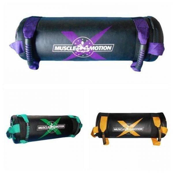 MUSCLE MOTION POWER BAG (5KG+10KG+15KG) - (Package)