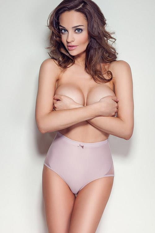 Mitex Care Shape Wear Panty in Pink Powder