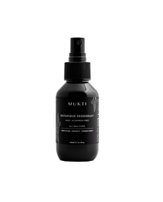 Mukti Organics Botanique deodorant 100ml