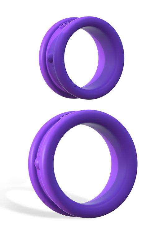 Pipedream Silicone Thick Width Cock Rings