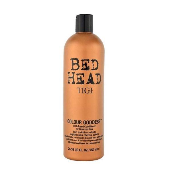 Tigi Bed Head Colour Care Goddess Oil Infused Conditioner 750ml