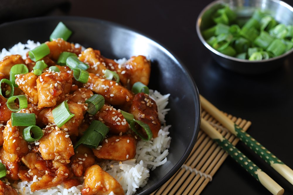 Baked Sweet And Sour Chicken How To Serve Baked Sweet And Sour Chicken
