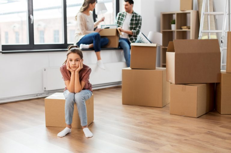 How To Support Your Children When Moving House