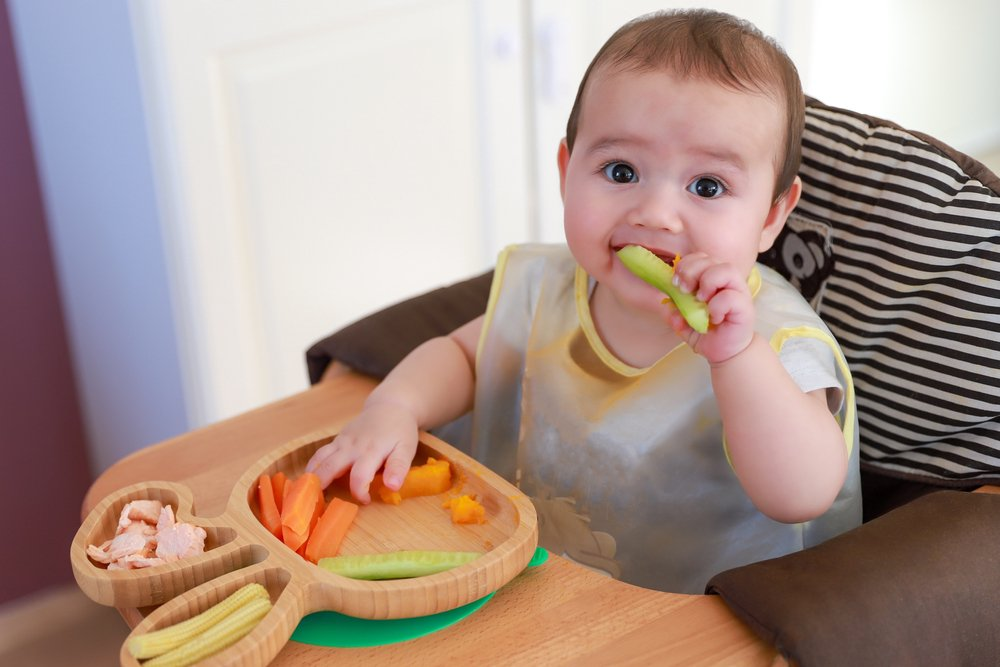 How To Introduce Baby-Led Weaning What Age Should I Start Baby-Led Weaning?