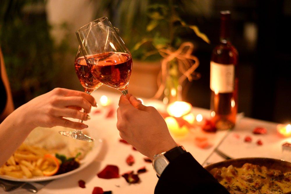 Go For A Romantic Dinner