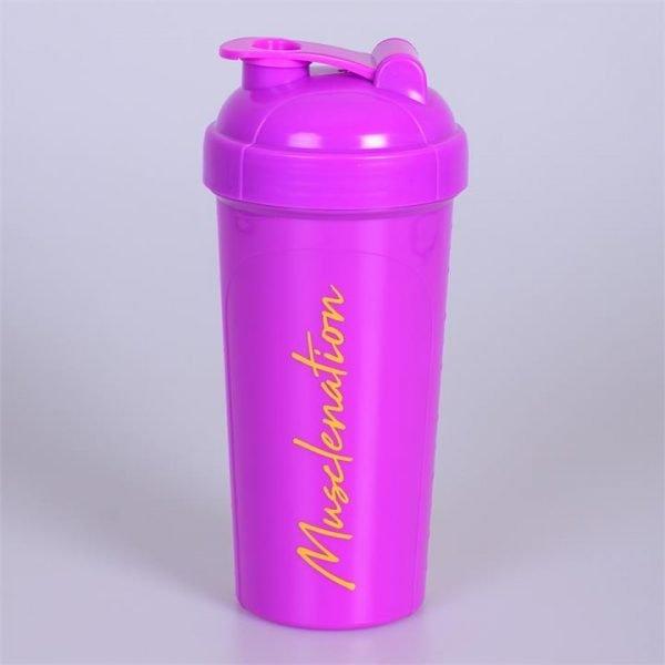750mL Shaker - - PURPLE / YELLOW