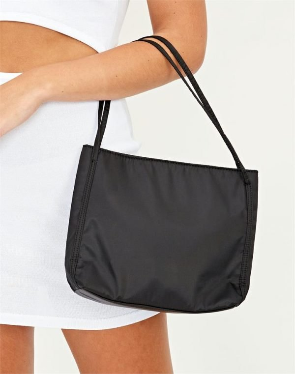 90's Nylon Handbag