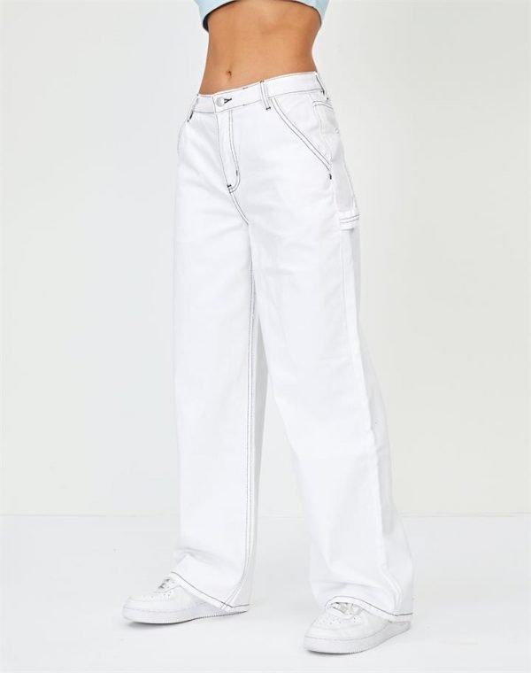 Low Rise Cargo Jean