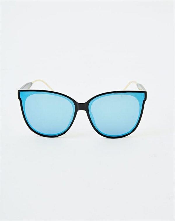 Oversized Square Round Sunglasses