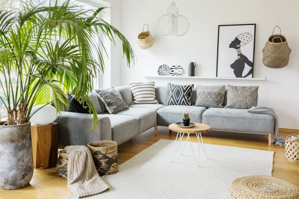 How To Decorate A Rental Home Without Investing In The Property Use Rugs