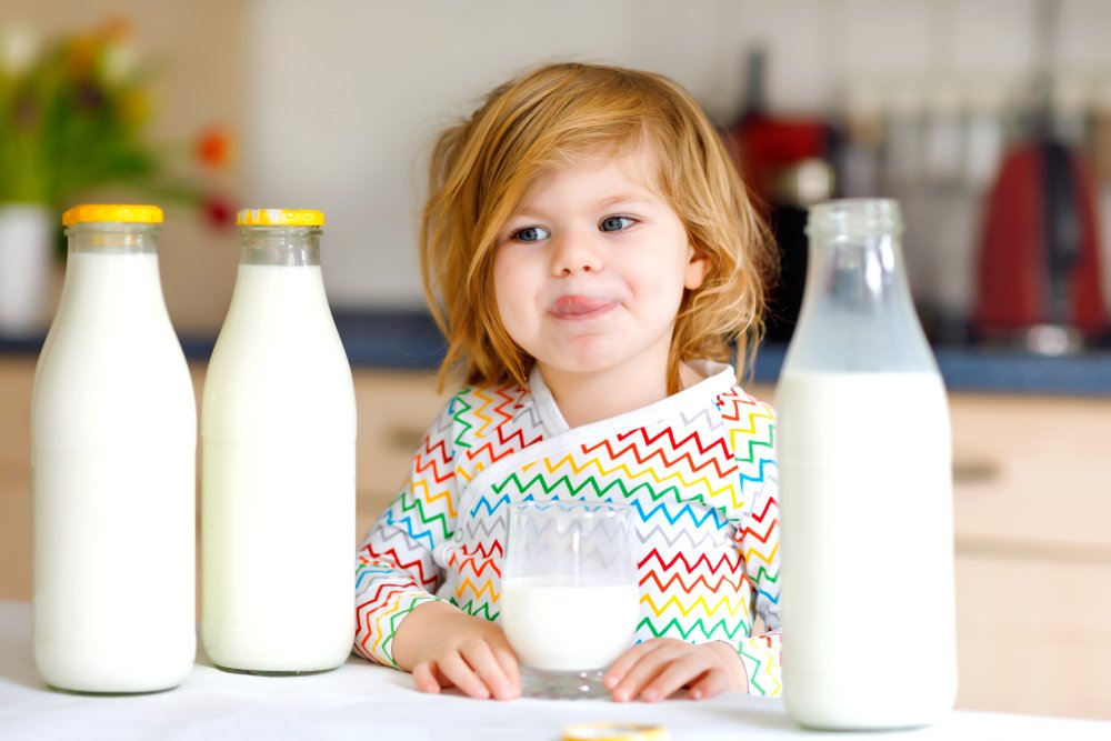 What Type Of Milk Should My Baby Have?
