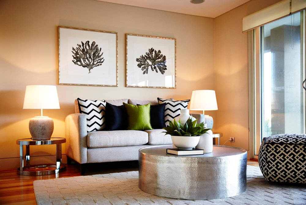 Use Scatter Cushions