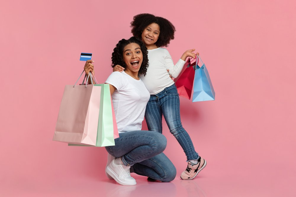 Have A Shopping Spree