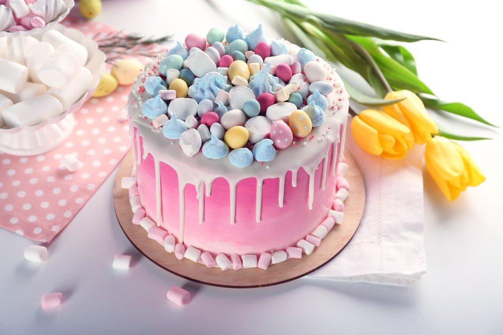 Bake An Easter Cake