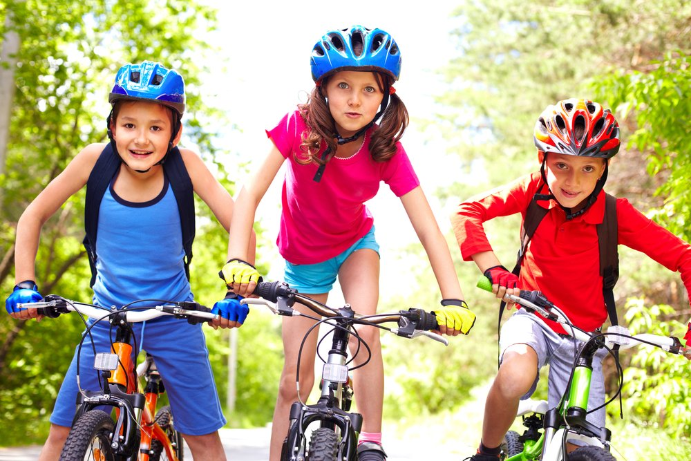 Should Your Child Exercise? What Are The Benefits Of Light Exercise For Kids? School Aged Children